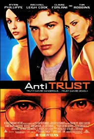 Ryan Phillippe, Rachael Leigh Cook, and Claire Forlani in Antitrust (2001)
