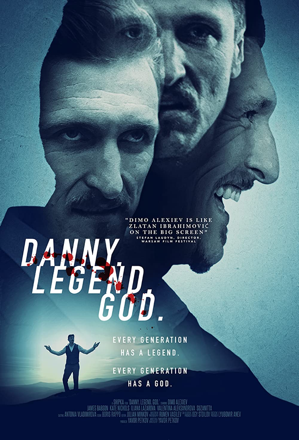 Danny Legend God 2020 English 1080p | 720p | 300MB HDRip ESubs 1.8GB | 796MB Download