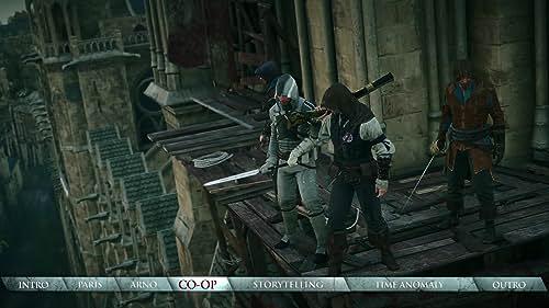 Assassin's Creed: Unity: 101