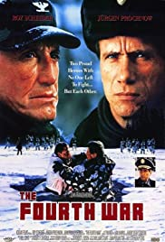 The Fourth War (1990) Poster - Movie Forum, Cast, Reviews
