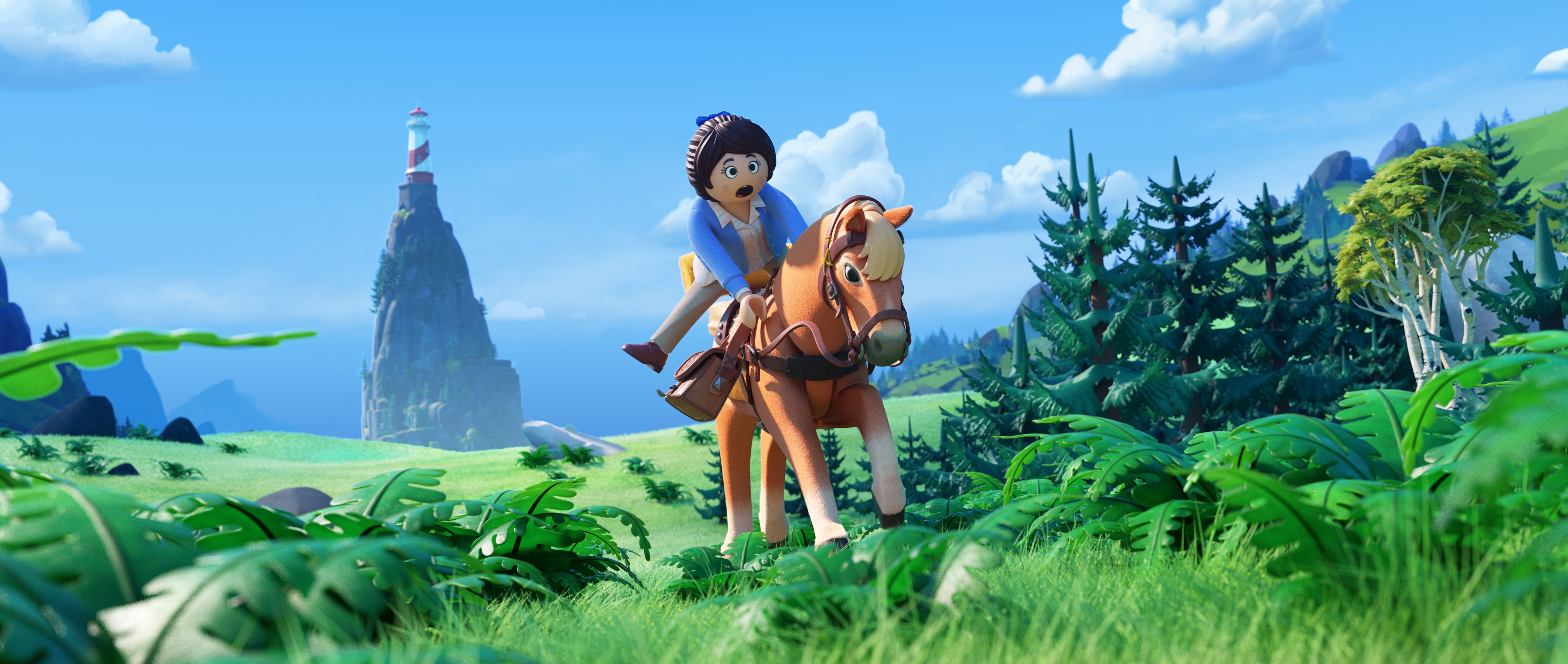 Anya Taylor-Joy in Playmobil: The Movie (2019)