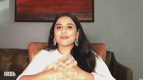 IMDb On the Scene - Vidya Balan