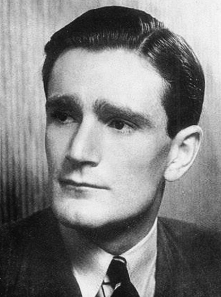 Image result for young desmond llewelyn in uniform