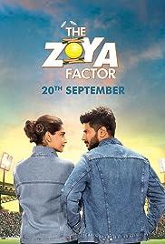 The Zoya Factor Poster