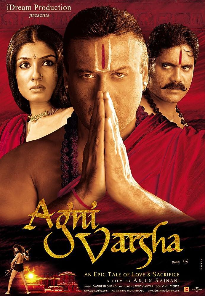 Agnivarsha The Fire and the Rain 2002 Hindi 720p HDRip x264 ESubs