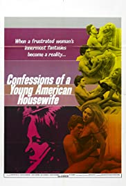 Confessions of a Young American Housewife (1974) Poster - Movie Forum, Cast, Reviews