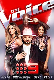 Blind Auditions 4 Poster