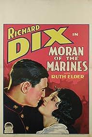 Richard Dix and Roscoe Karns in Moran of the Marines (1928)