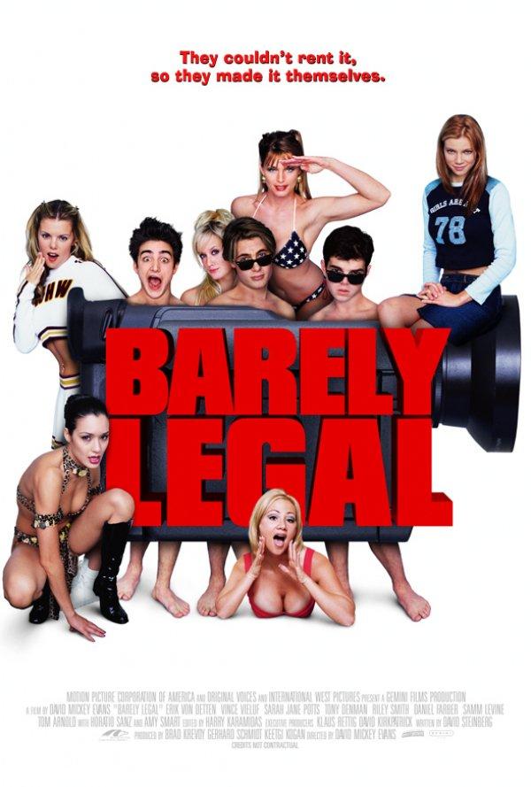 Pusiau Legalus Versliukas (2005) online