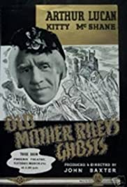 Old Mother Riley's Ghosts Poster