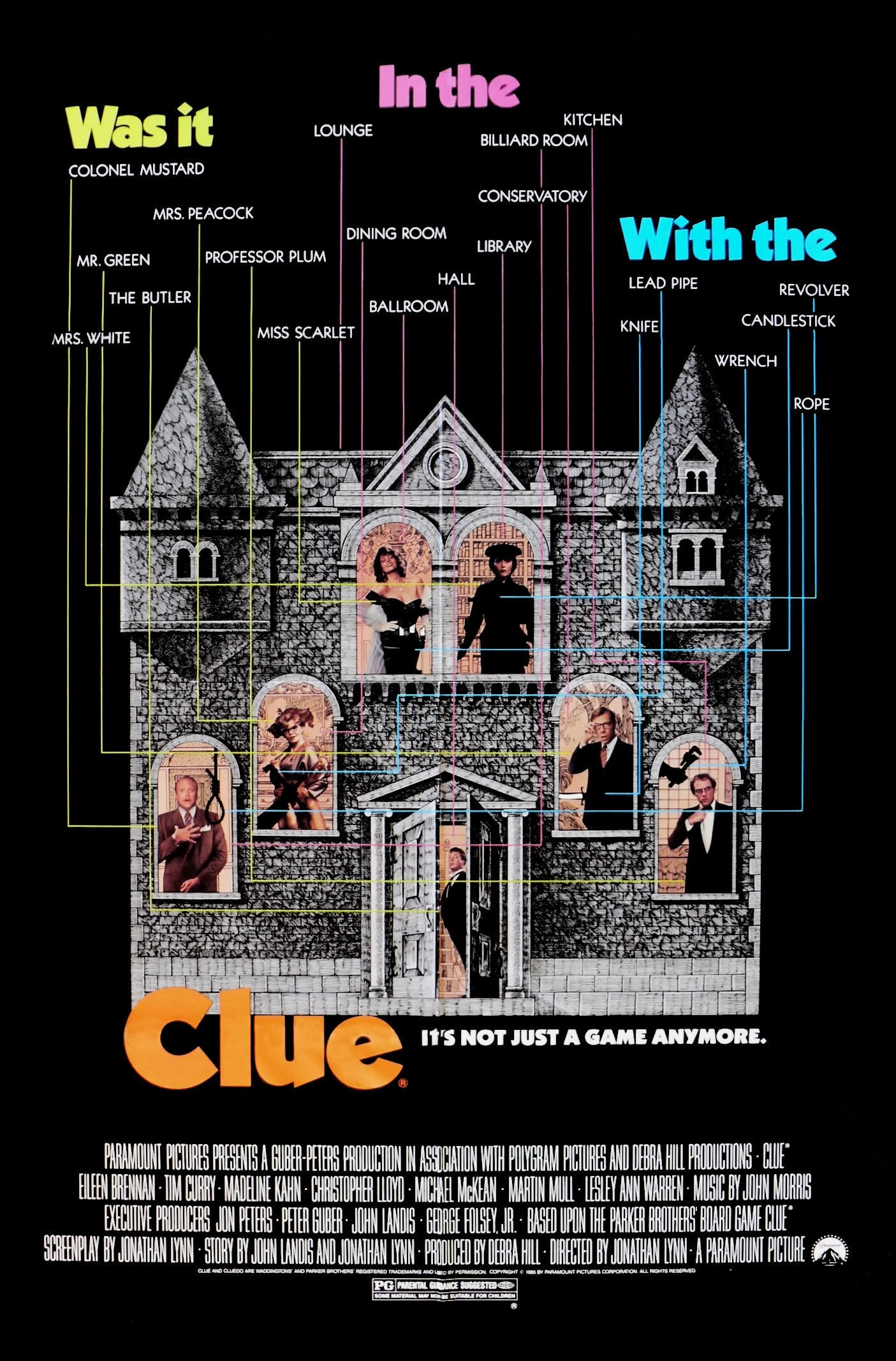 Download Filme Clue Torrent 2021 Qualidade Hd