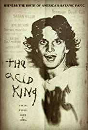 The Acid King Poster