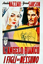 L'angelo bianco Poster