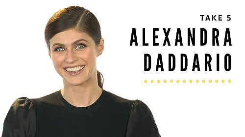 Alexandra Daddario Reveals Her Ideal Dinner Date