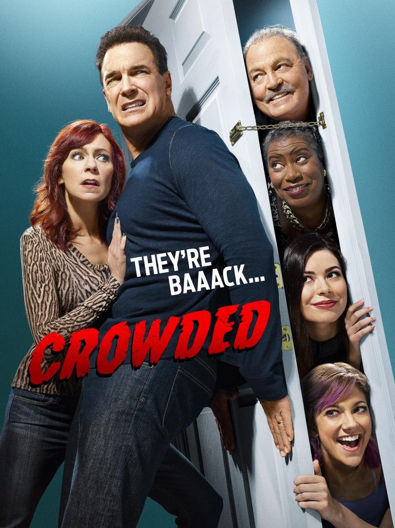SUSIGRŪDĘ (1 Sezonas) / CROWDED Season 1