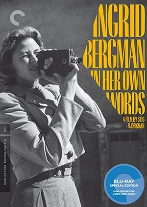 Where to stream Stig Björkman on Ingrid Bergman: In Her Own Words