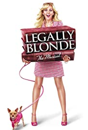 Legally Blonde: The Musical Poster