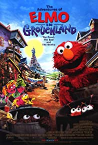 Primary photo for The Adventures of Elmo in Grouchland