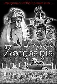Lawrence of Zombania Poster