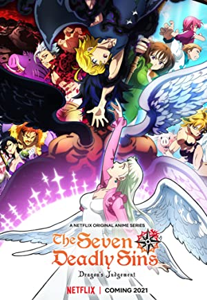 Where to stream The Seven Deadly Sins