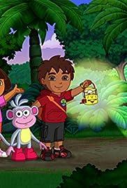 Dora's Super Soccer Showdown Poster
