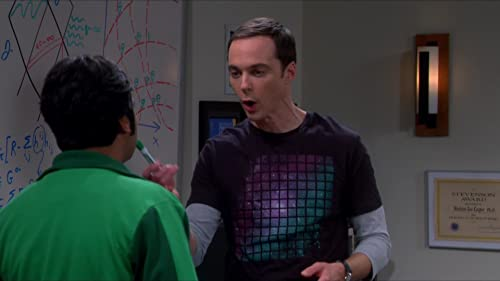 The Big Bang Theory: Hey Shelton, You Busy?