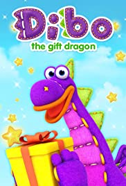 Dibo the Gift Dragon Poster