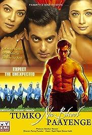 Tumko Na Bhool Paayenge(2002) Poster - Movie Forum, Cast, Reviews