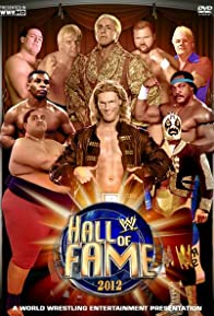 Primary photo for WWE Hall of Fame 2012