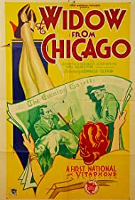 The Widow from Chicago (1930) Poster - Movie Forum, Cast, Reviews