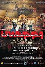 Usop Wilcha Meghonjang Makhluk Muzium Poster