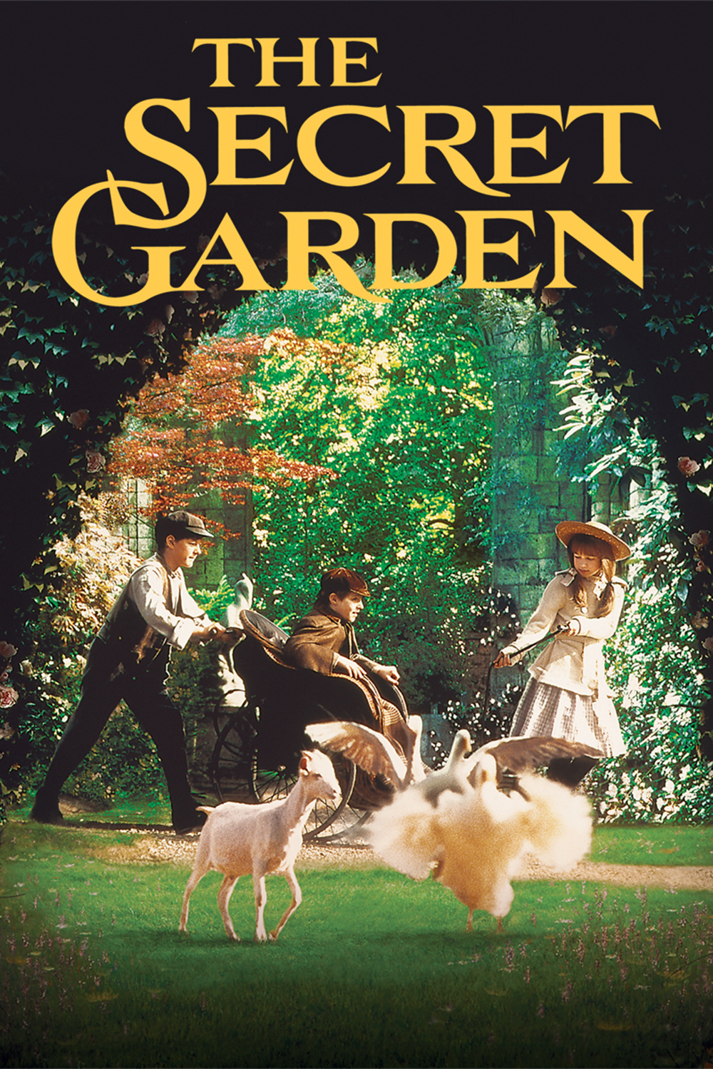 the secret garden 1993 imdb - The Secret Garden Summary