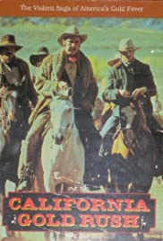 California Gold Rush Poster
