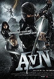 Alien vs. Ninja (2010) with English Subtitles on DVD on DVD
