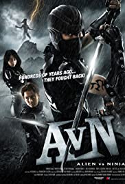 Alien vs. Ninja(2010) Poster - Movie Forum, Cast, Reviews