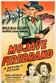 Mojave Firebrand Poster