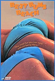 Best Buns on the Beach Poster