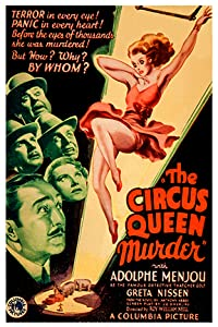 Movie trailers downloads free The Circus Queen Murder USA [h.264]