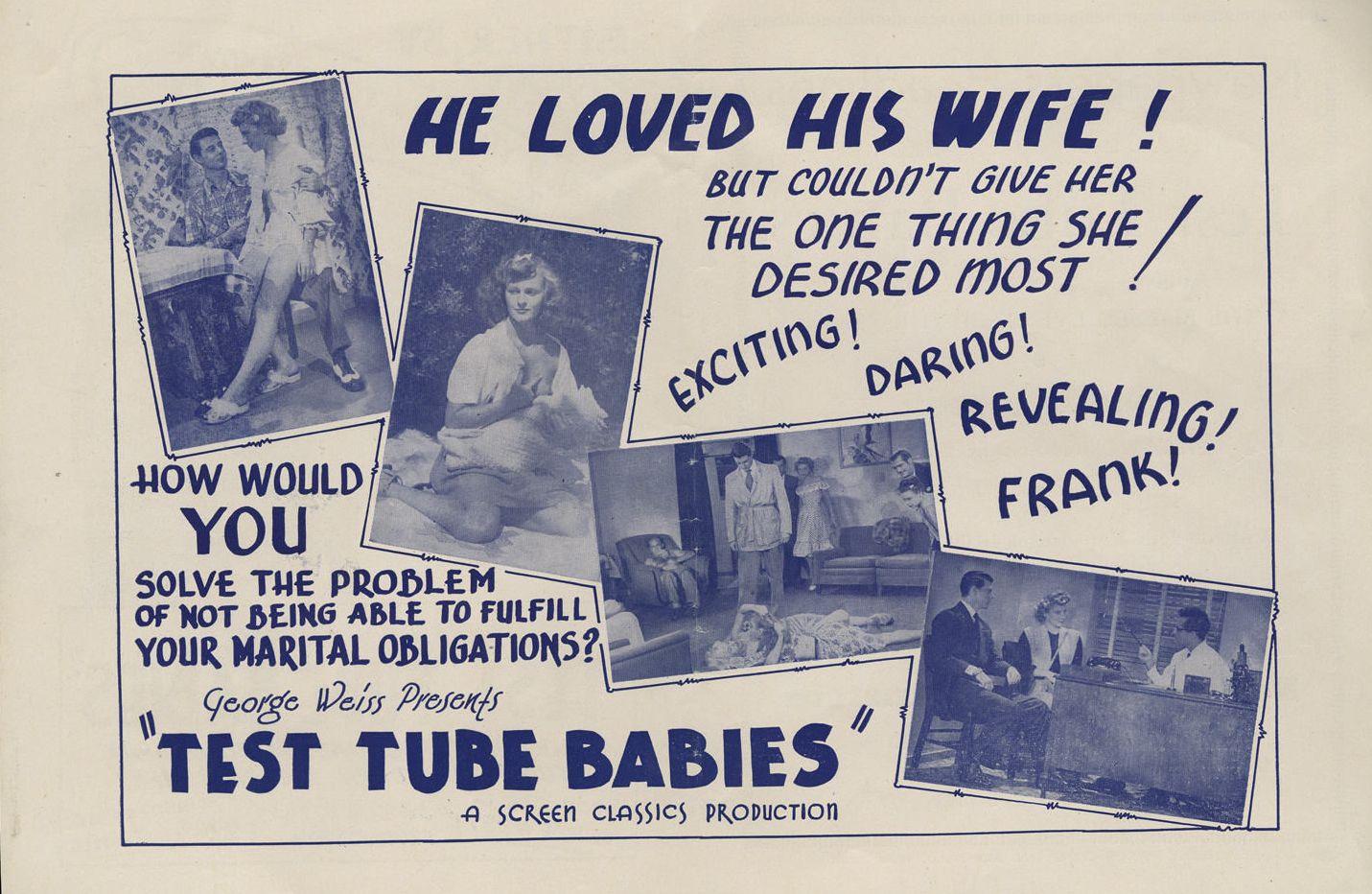 Test Tube Babies (1948)