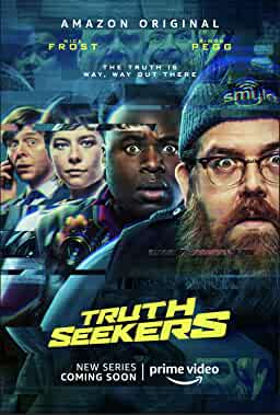 "Nick Frost Investigates the Paranormal in ""Truth Seekers"""