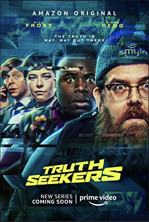 Truth Seekers : Season 1 Complete WEB-HD 720p | GDRive | 1DRive | MEGA | Single Episodes