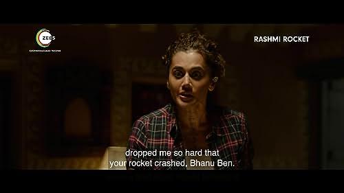 Rashmi Rocket   Rashmi's Struggle   Promo
