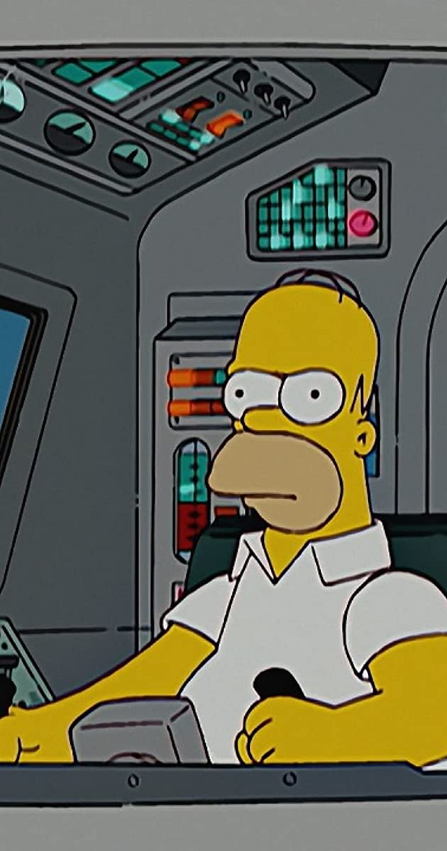The Simpsons He Loves To Fly And He D Ohs Tv Episode 2007 Imdb