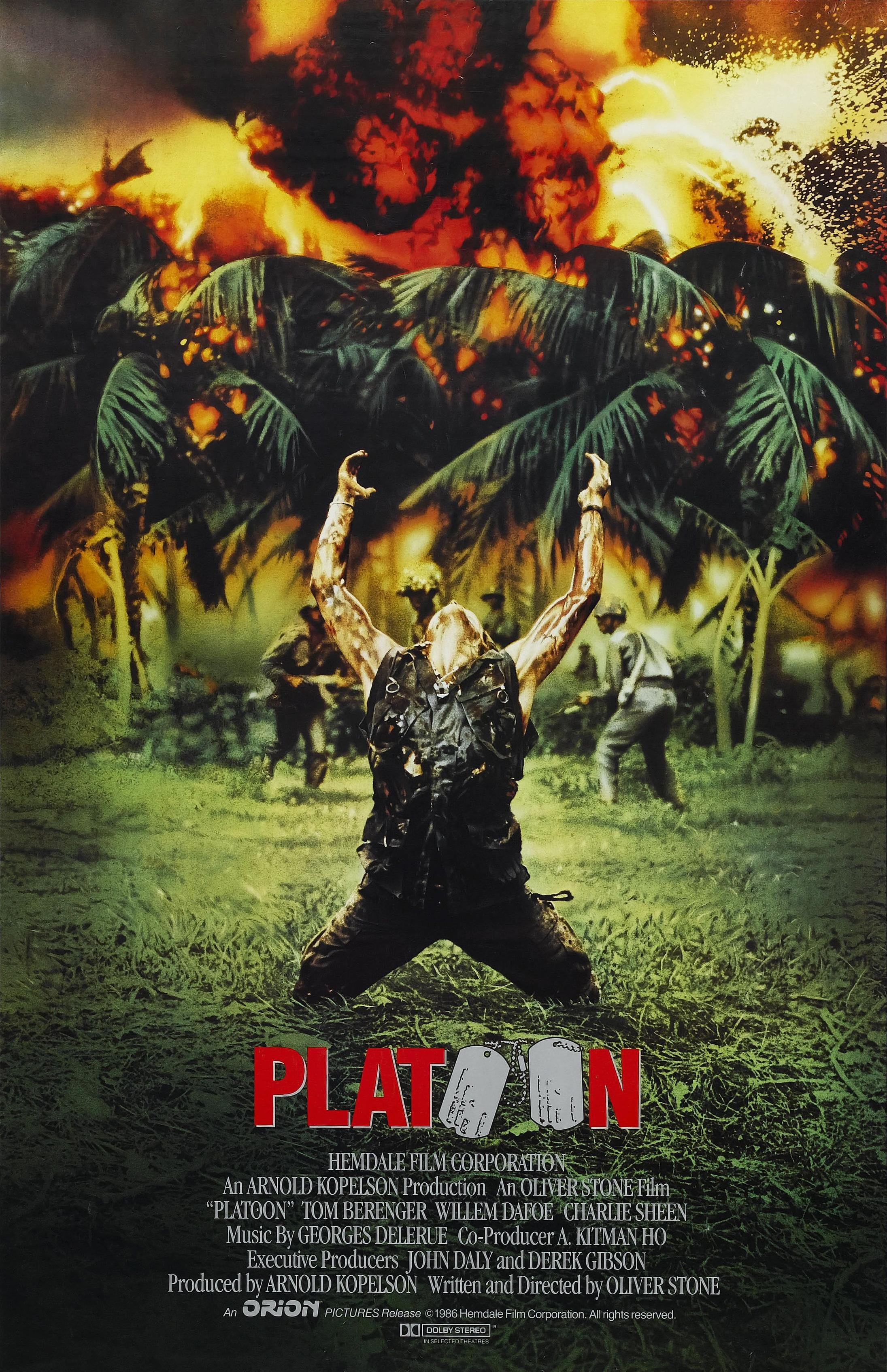 Platoon (1986) BluRay 720p & 1080p