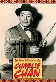 The New Adventures of Charlie Chan Poster