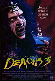 Night of the Demons III Poster