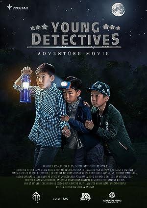 Young Detectives: Zaluu Murdugchid