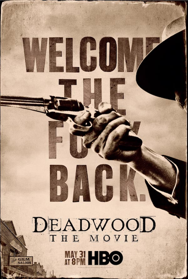 Deadwood: The Movie (2019) WEBRip 480p, 720p & 1080p