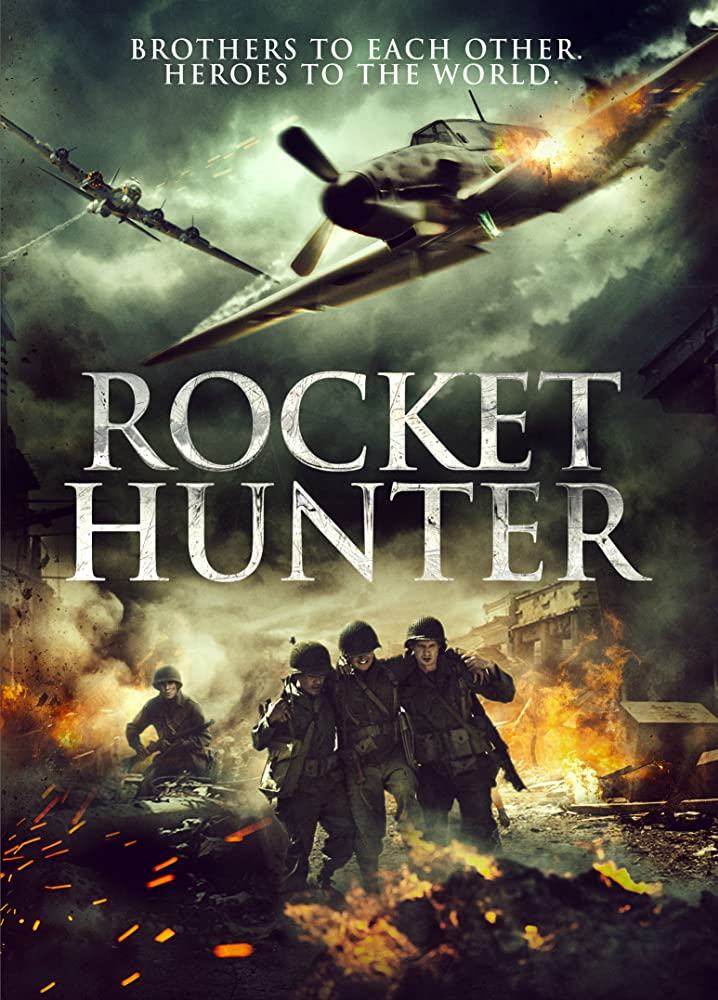 Rocket Hunter 2020 English 250MB HDRip Download
