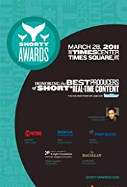 3rd Annual Shorty Awards Poster